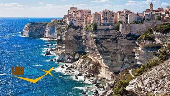 جغرافیای ایتالیا ( یکی از جزایر ساردینا)