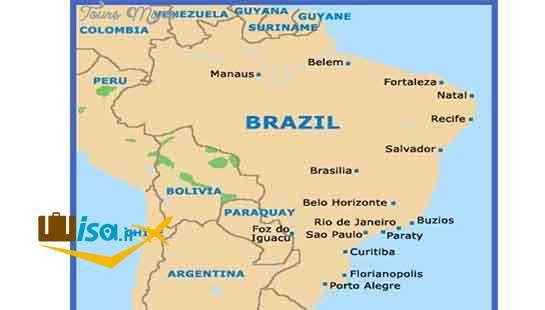 جغرافیای ریو دو ژانیرو