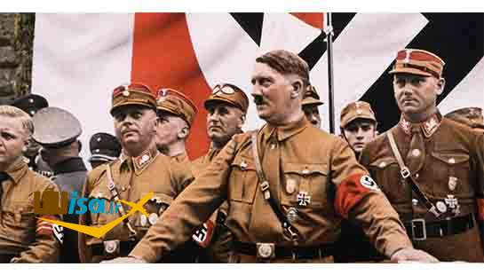 جنگ جهانی دوم در کشور آلمان به رهبری هیتلر