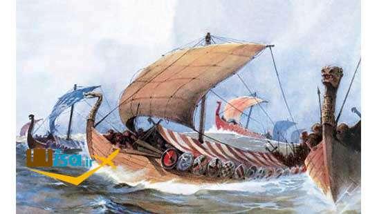 حمله وایکینگ ها به انگلستان