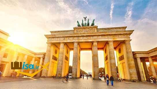 دروازه براندنبرگ نماد شهر برلین