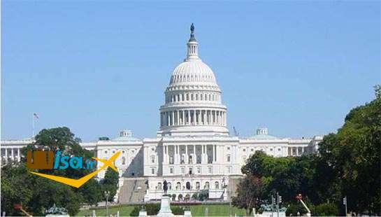 سیاست آمریکا ( کاخ سفید مقر رئیس جمهور آمریکا)