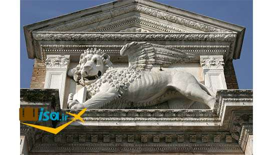 شیر ونیزی نماد یک دولت شهر دریایی بزرگ
