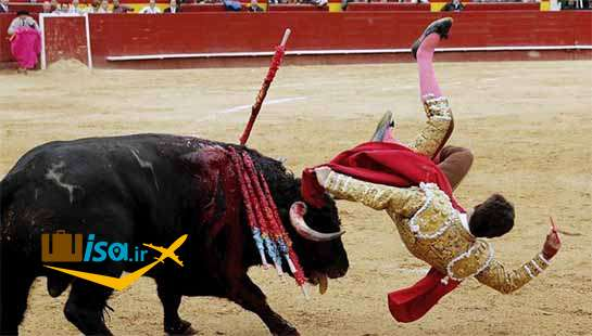 فرهنگ اسپانیا (گاوبازی)