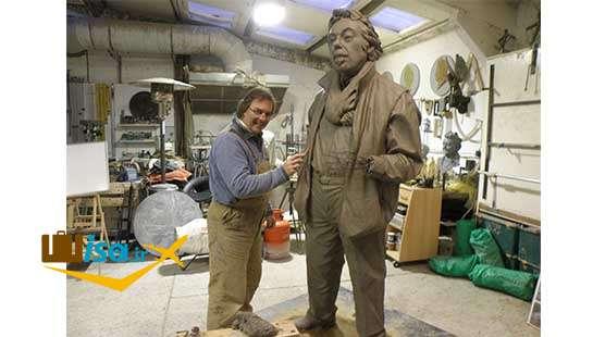 فرهنگ انگلیس ( صنعت مجسمه سازی)