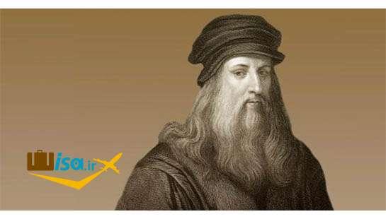 لئوناردو داوینچی نابغه ایتالیایی در زمان رنسانس بود که در همه زمینه ها مهارت داشت