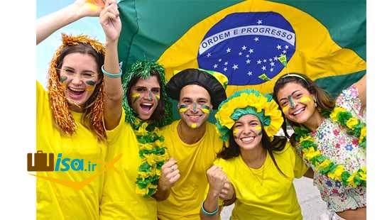 مردم کشور برزیل
