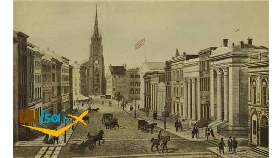 نیویورک در قرن ۱۹