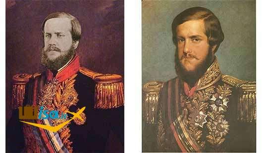 پادشاه پدروی دوم برزیل