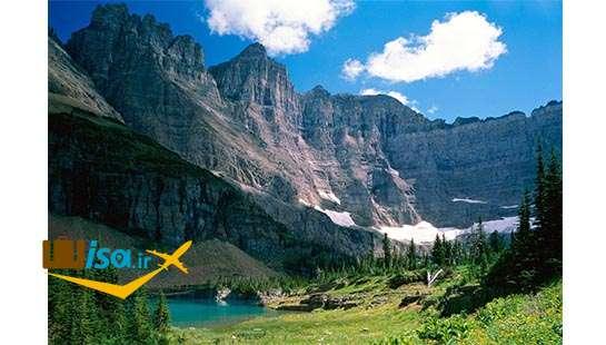 پارک ملی در مونتانا