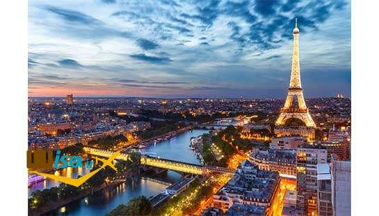 پایتخت فرانسه پاریس