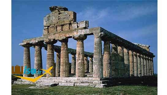 یونان، الهام بخش آثار رمی