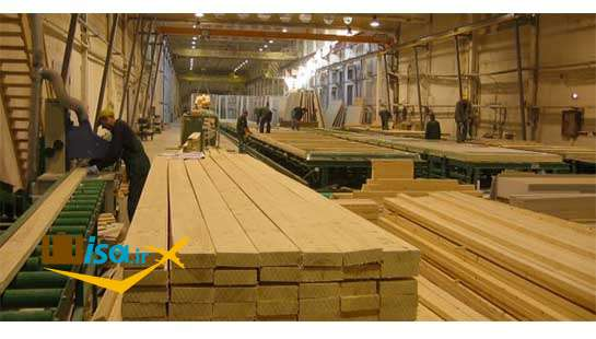 اقتصاد سوئد (صنعت چوب و کاغذ)