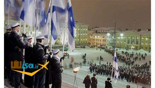 تاریخ فنلاند ( مراسم گرامیداشت استقلال کشور)