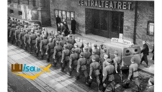 تاریخ نروژ ( جنگ جهانی دوم)