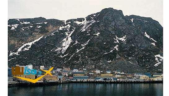 جغرافیای نروژ (جزیره لوپهاوت)