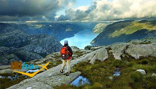 جغرافیای نروژ (طبیعت حیرت انگیز)