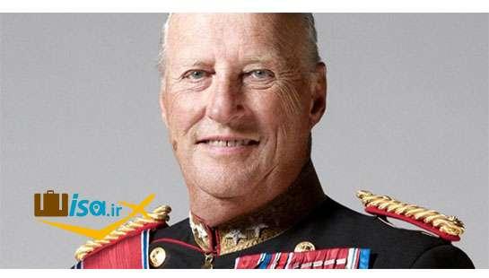 سیاست نروژ ( هارالد پنجم پادشاه اکنون)