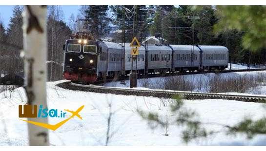 شبکه راه آهن سوئد