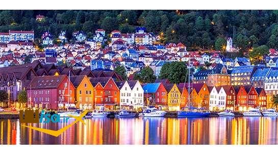 صنعت توریسم نروژ