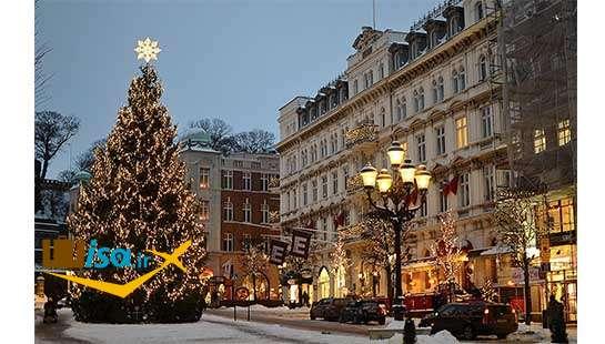 فرهنگ سوئد ( درخت کریسمس)
