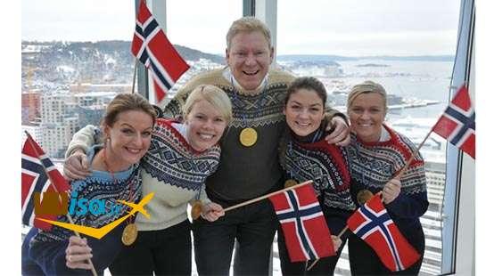 فرهنگ نروژ