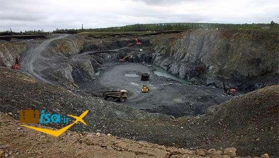 معدن طلای لاپلند فنلاند