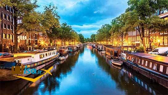 جغرافیای هلند (آمستردام)