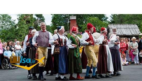 فرهنگ هلند (لباس محلی)