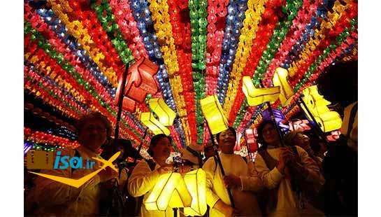 فرهنگ کره جنوبی ( جشن ها)