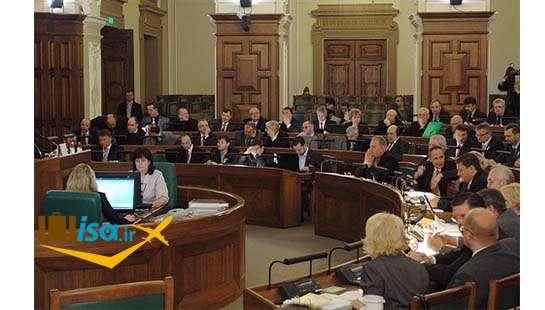 پارلمان لتونی