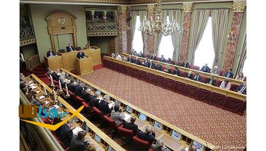 پارلمان کشور