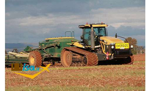 اقتصاد استرالیا (استفاده از ماشین آلات پیشرفته کشاورزی)