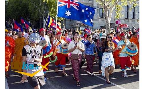 تاریخ استرالیا (جشن روز ملی)