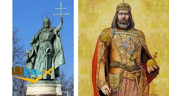 تاریخ مجارستان (سن استفان بزرگ)