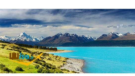 جغرافیای نیوزلند (مناطق کوهستانی)