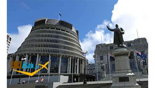 پارلمان نیوزلند