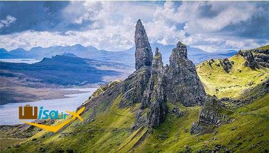 جغرافیای اسکاتلند (کوه های زیبا)