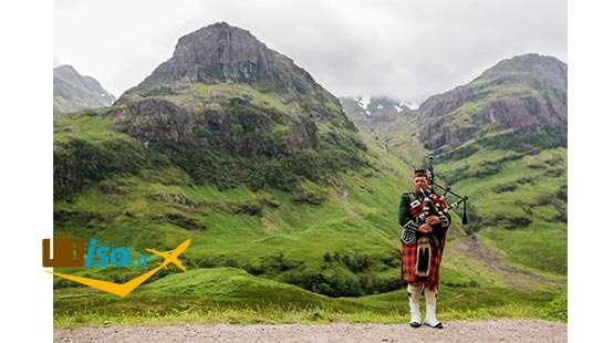 فرهنگ اسکاتلند