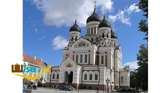 تاریخ استونی (کلیسای الکساندر نوسکی)