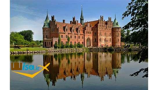 تاریخ دانمارک (قلعه Egeskov)