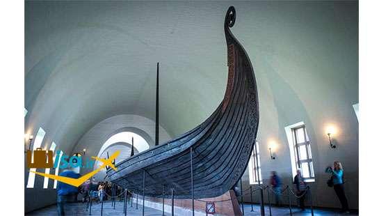 تاریخ دانمارک (کشتی متعلق به وایکینگ ها)