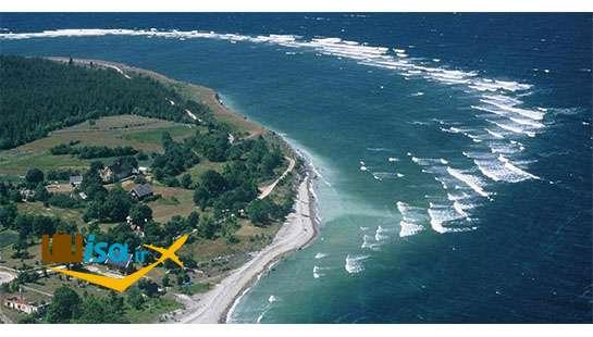 ساحل جزیره سارما