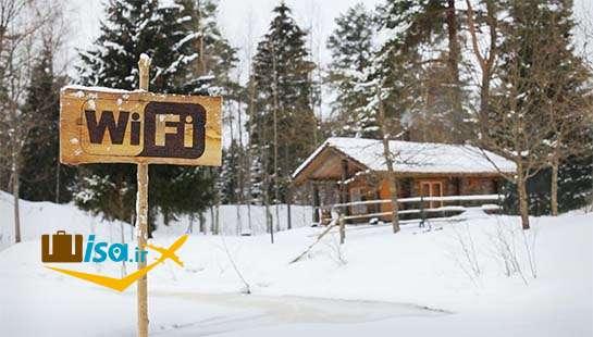 فرهنگ استونی (دسترسی اینترنت در همه جا)
