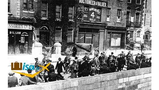 تاریخ ایرلند (مربوط به سال ۱۹۱۶ میلادی)