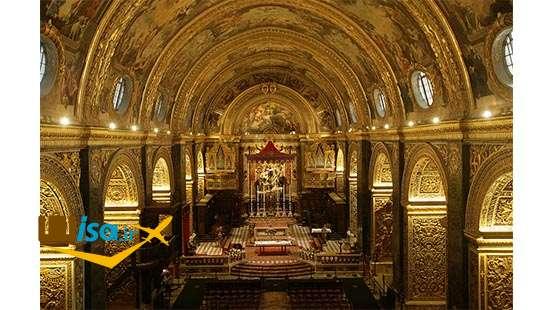 تاریخ مالت (کلیسای جامع باروک ساخته شده قرن۱۶)
