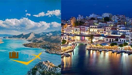 تور ارزان یونان (جزیره کرت)