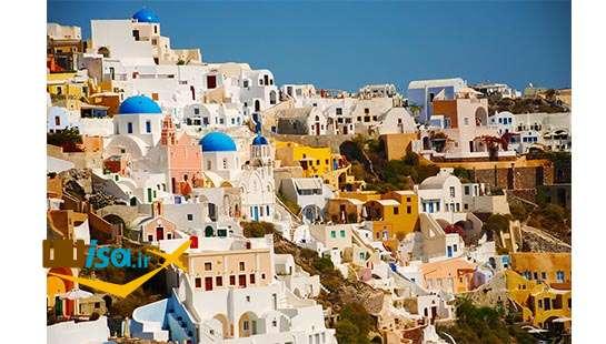 تور یونان شمیران گشت (جزیره سانتورینی)