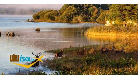 جغرافیای ایرلند (پارک ملی کیلارنی)