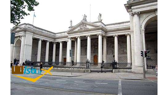 سیاست ایرلند (ساختمان پارلمان)